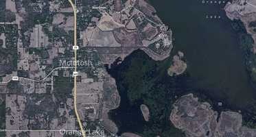 23. McIntosh (Marion County) - 293 pop.