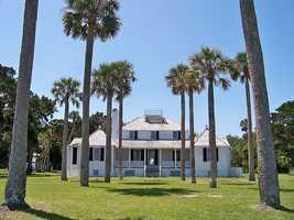 Fort George Island Cultural State Park (Jacksonville) - 2011
