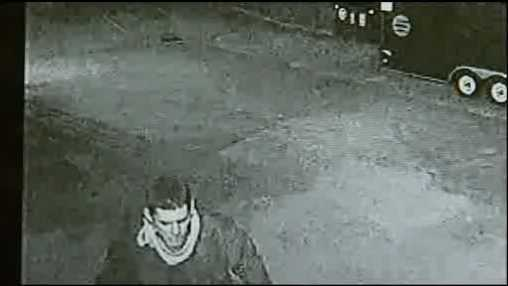 Surveillance gets clear picture of suspected copper thief