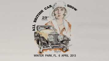All British Car Show: The 29th annual unique UK car show takes to Winter Park's Mead Gardens on Saturday from 8:30 a.m. until 5 p.m.