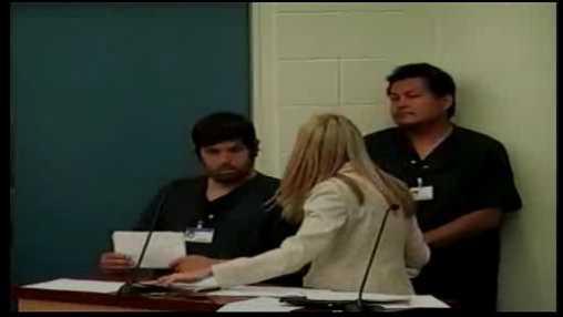 Man accused of molestation denied bond