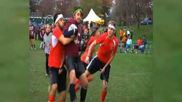 International Quidditch Association World Cup VI: Runs Saturday 7:30 a.m. to 11 p.m. and again on Sunday 7:30 a.m. to 6 p.m. For more info, visit: worldcupquidditch.com