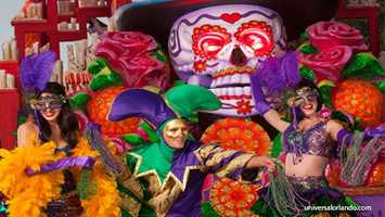 Universal Mardi Gras: Universal Orlando's big spring event is in its final weeks. Admission costs $88-$123 per adult and $82-$117 per child.