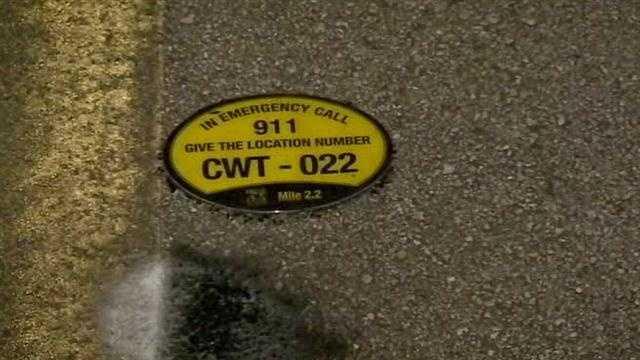 Cady Way marker