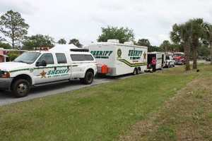 Three people were arrested in Palm Coast after an active methamphetamine lab was found.
