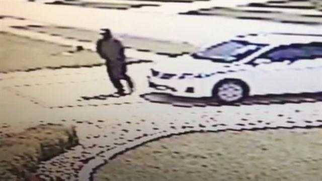 Raw Video: Officials investigating 4 burglaries