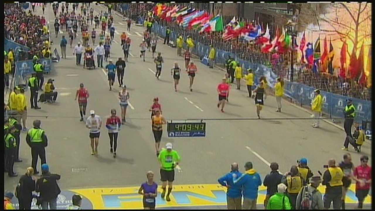 Local runner describes chaos of Boston Marathon explosions