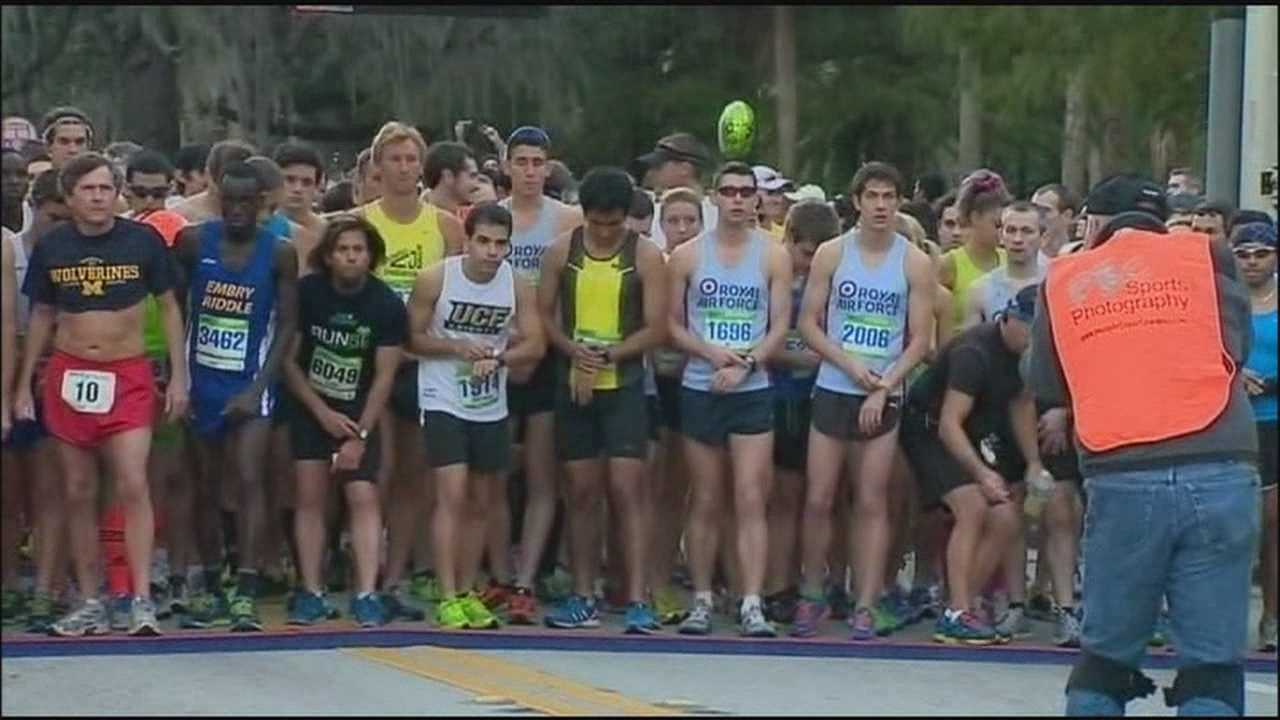 Officers to increase security for Orlando's Corporate 5K