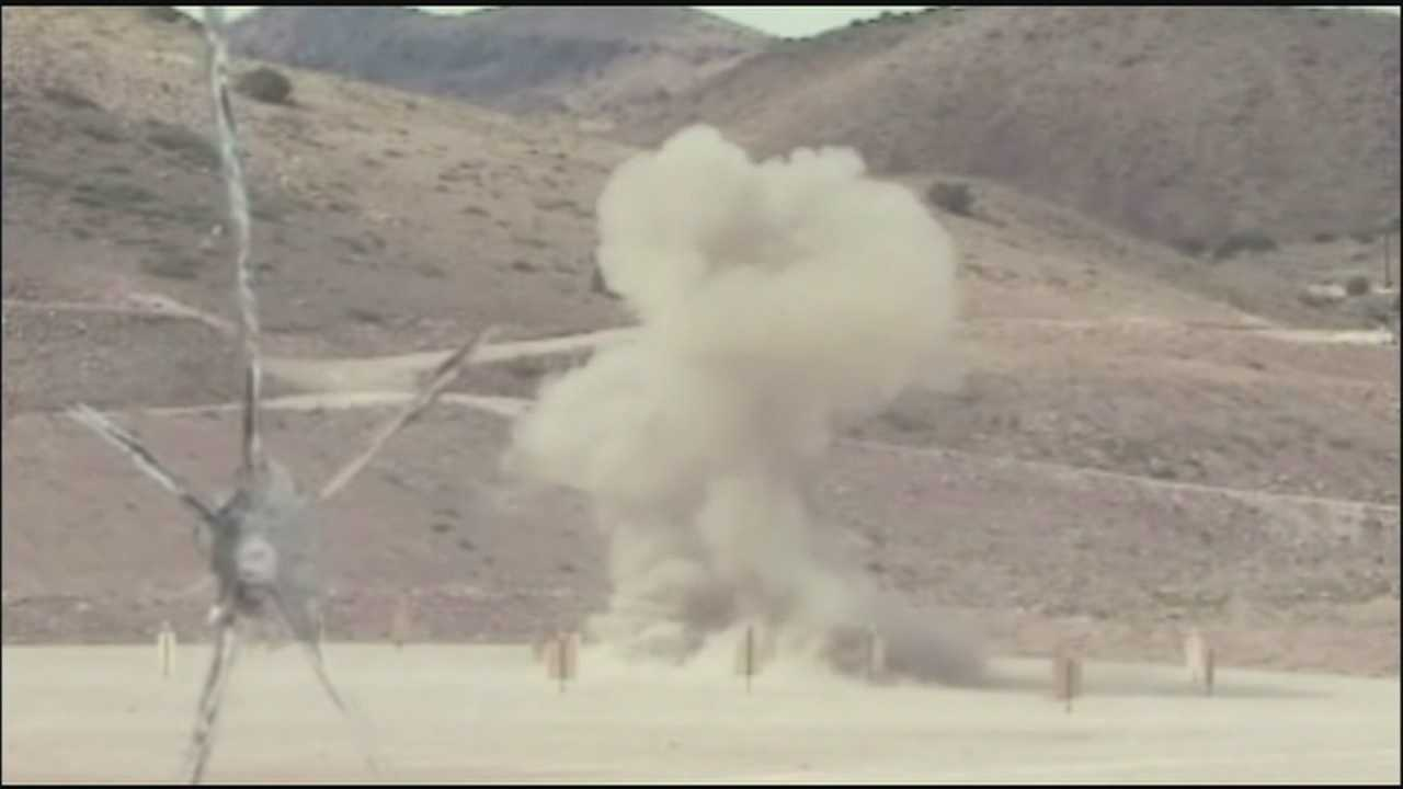 Explosive training