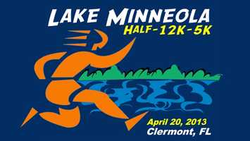 Earth Day Half-23K-5K Run: Clermont will mark Earth Day with a run at Lake Minneola. The races start at 7 a.m.