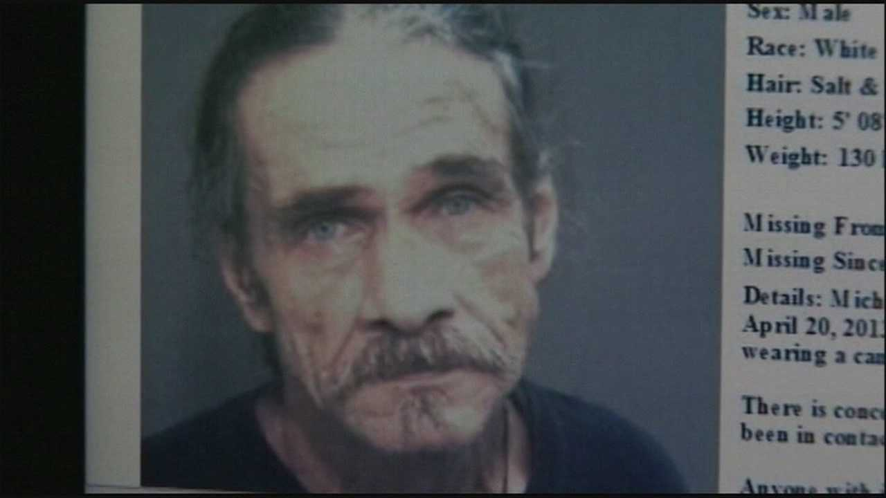 Deputies in Orange County are looking for a missing man Monday.