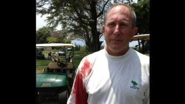 Maui golfers hunt down shooter at course