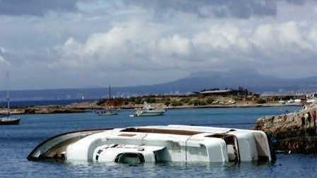 Florida leads the nation with 901,969 registered boating vessels, but which county leads the state in reportable boating accidents?