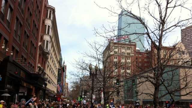 Boston Marathon bombing suspect