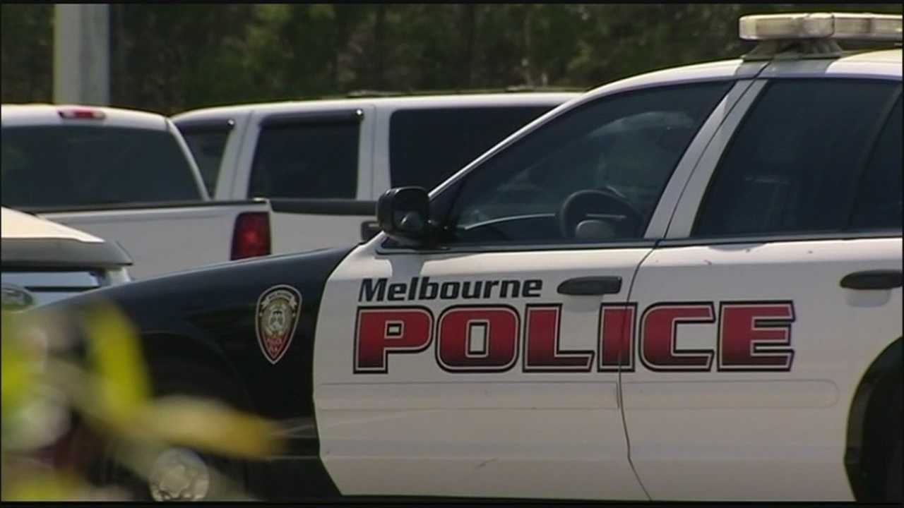A Melbourne police officer hit and killed a bicyclist Wednesday night, according to Florida Highway Patrol.