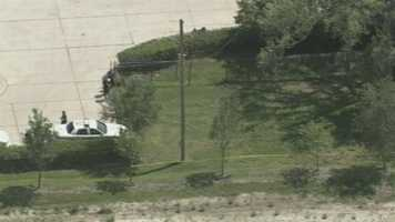 The Seminole County Sheriff's Office was called to a wooded area in Sanford in reference to an unconscious man.