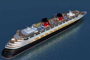 Disney cruise line officials announced last week that the Disney Magic will be transformed during renovations planned this summer.