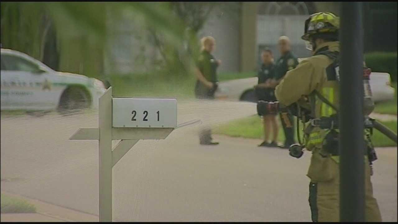 Acid bomb explodes inside Orange County mailbox