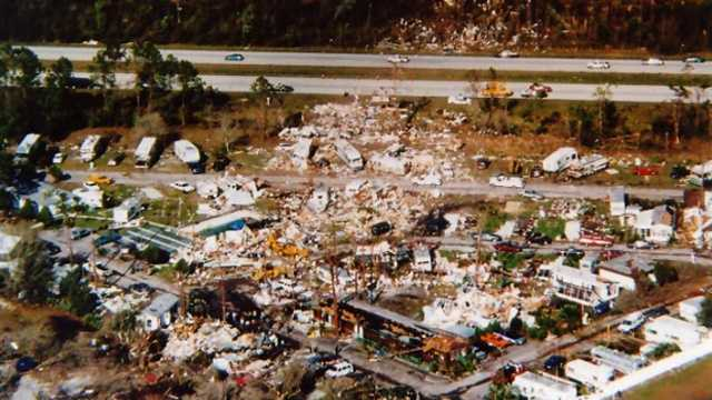 See the list of the top 10 deadliest tornadoes in Florida history, based on death and injury totals from the National Weather Service.