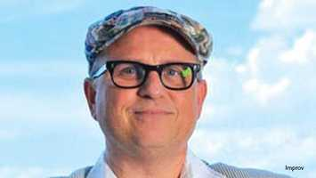 Bobcat Goldthwait will perform standup comedy at the Orlando Improv Comedy Club at 7:30 and 10:15 p.m. Saturday and again at 7:30 p.m. Sunday.