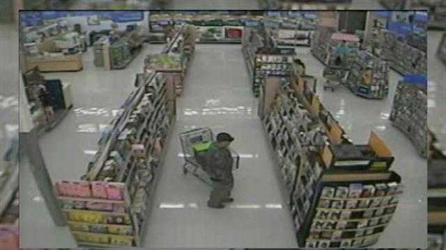 Arrests made in connection to Walmart thefts