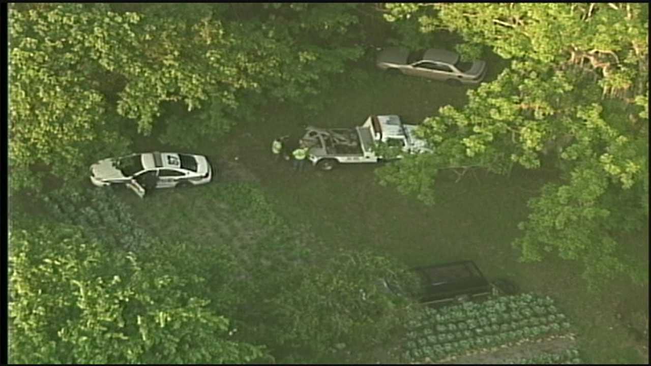 Police cruiser runs over, kills fleeing man near DeLand