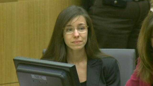 Raw video: Guilty verdict read in Jodi Arias trial