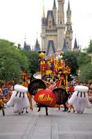 In the summer of 1994, the Mickey Mania parade hit the streets celebrating the one and only Mickey Mouse.