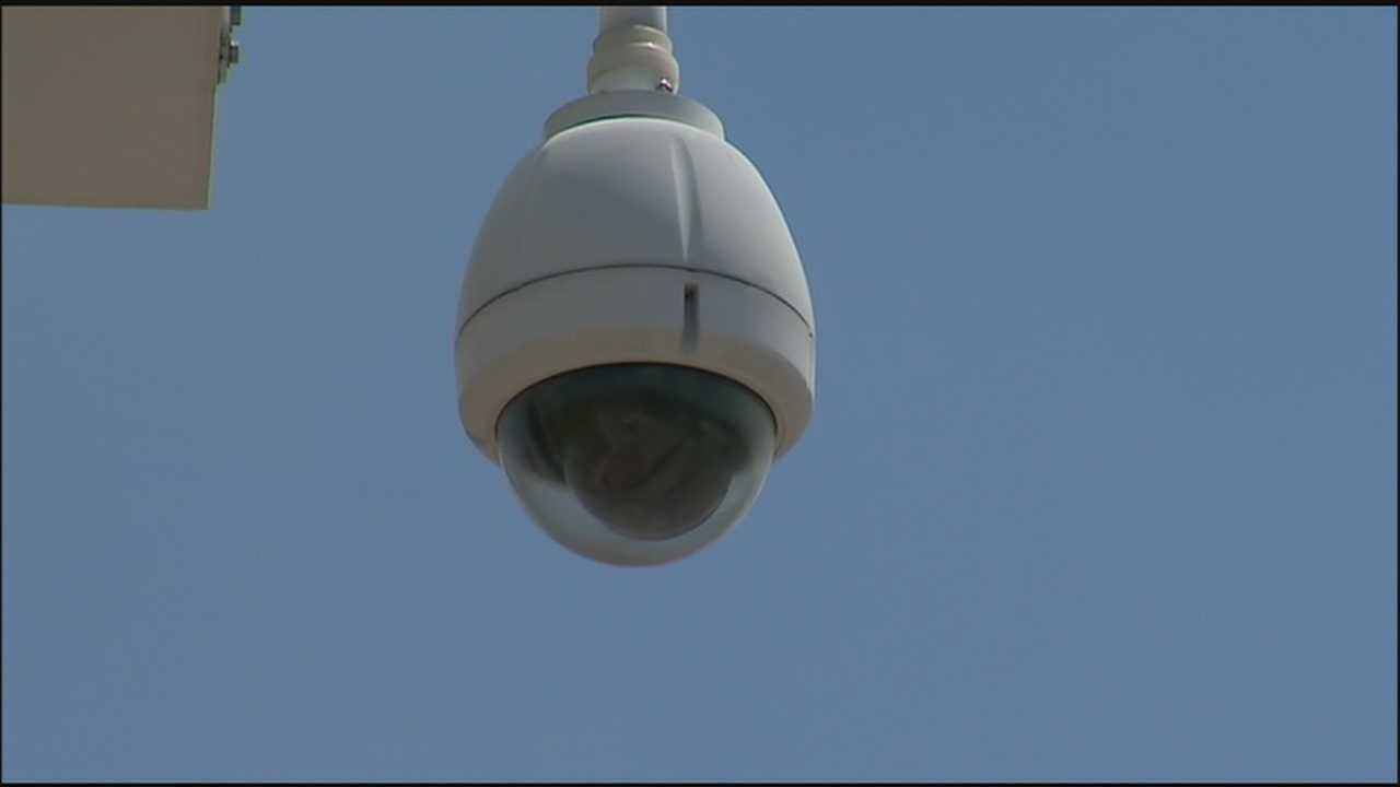 Neighborhood cameras look over some of the high-crime areas, and now Parramore residents say they'd like the cameras to look over their homes and apartments.