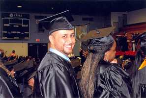 George Zimmerman's defense released hundreds of photos they'll use as evidence in his trial. Many of them had already been released, though some new photos were made public, including this photo of Zimmerman at a Seminole State College graduation ceremony.