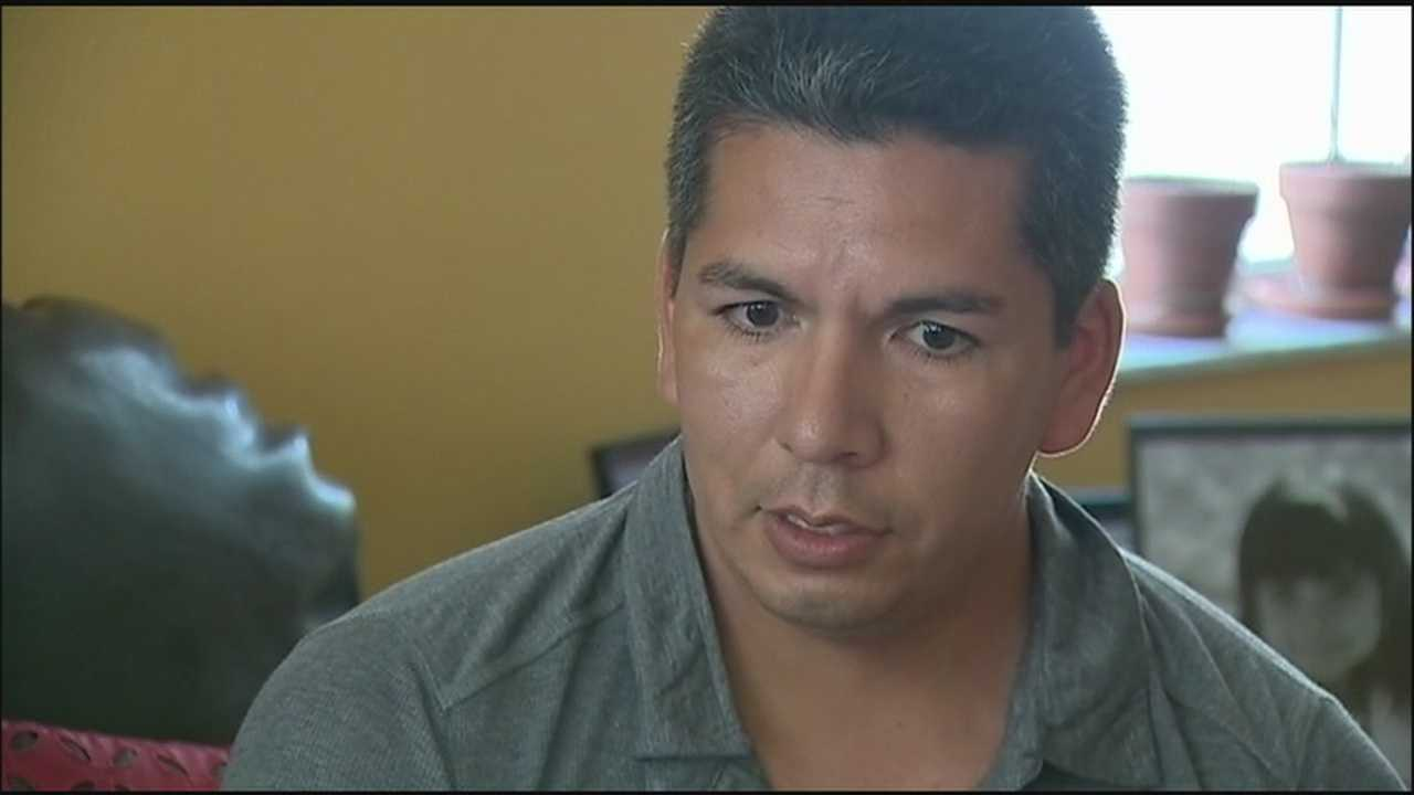 OPD Officer speaks after video leads to his ouster