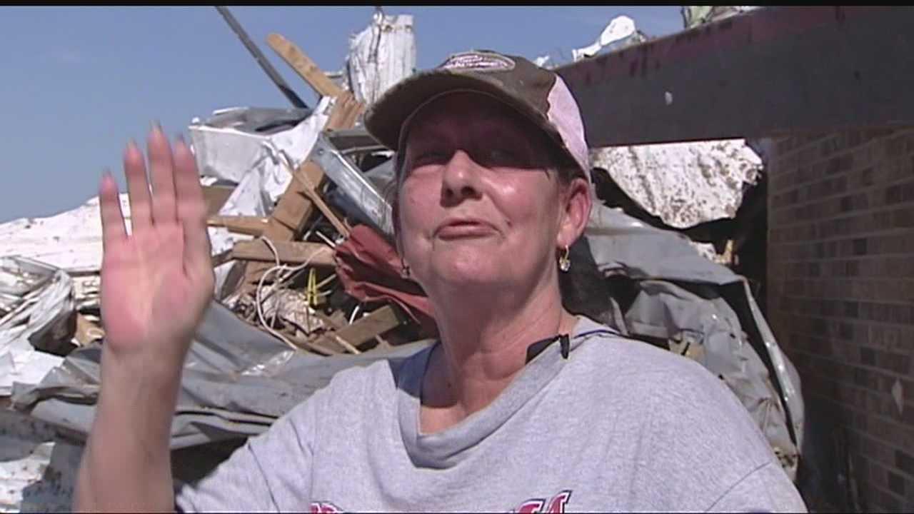 Moore teacher's faith not shaken after storm