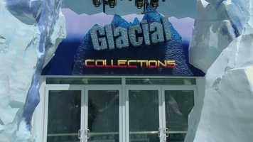 Remember your trip with a souvenir at Glacial Collections.