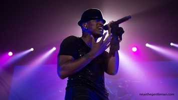 "NE-YO: The ""So Sick"" singer performs this weekend for Universal Orlando's Summer Concert Series."