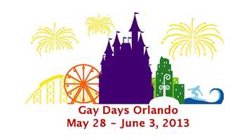 Gay Days: The weekend is full of events in and around Orlando for Gay Days. Check out Comedy Night at the Doubletree on International Drive. For a full list of events, visit gaydays.com.