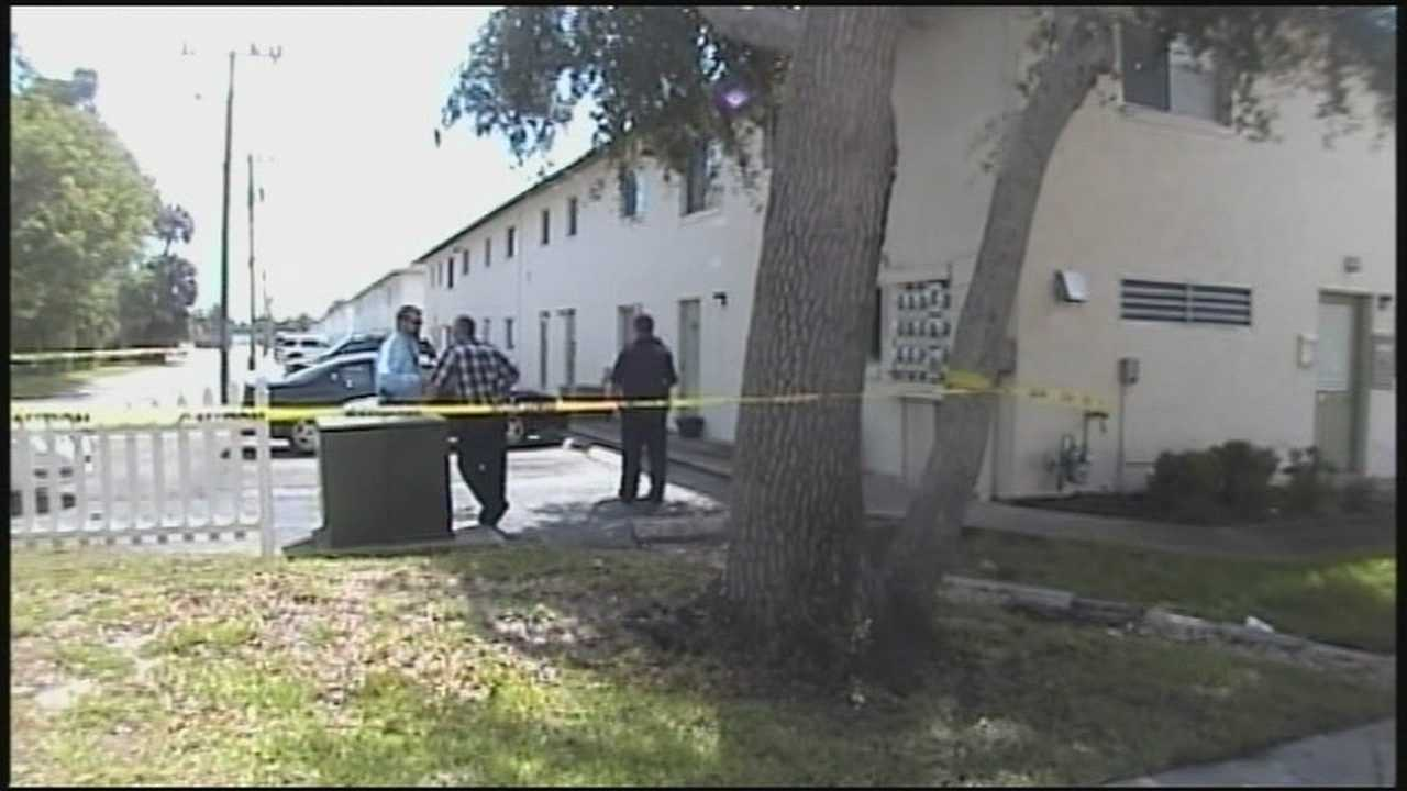 Investigators are looking into the suspicious death of a Volusia County man at a South Daytona Beach apartment complex.