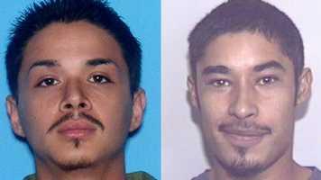 Javier Huerta and Gustavo Olivares-Rivas were found dead in a truck.
