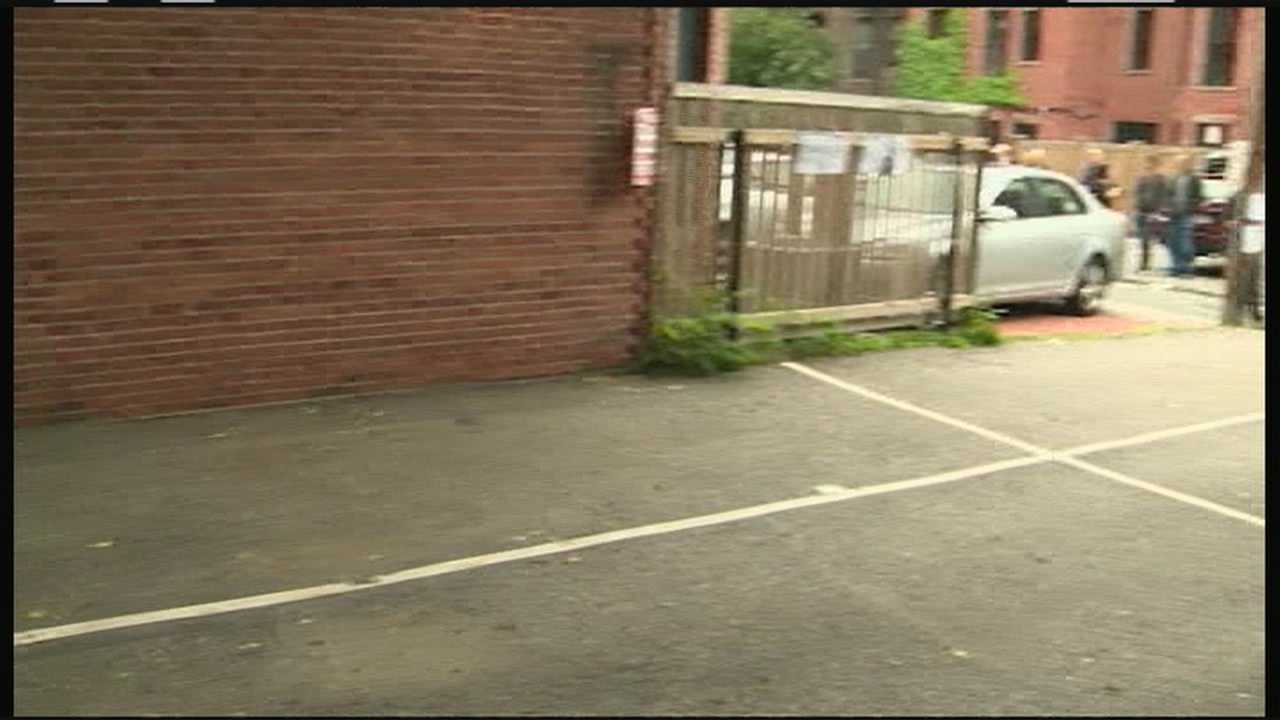 Pair of city parking spaces sells for $560,000