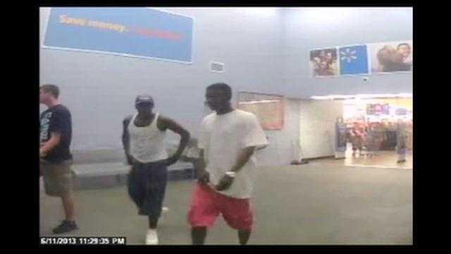 Surveillance Video: Thieves ransack apartment, knock man unconscious