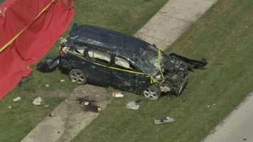 A child was involved in a fatal accident in Osceola County.