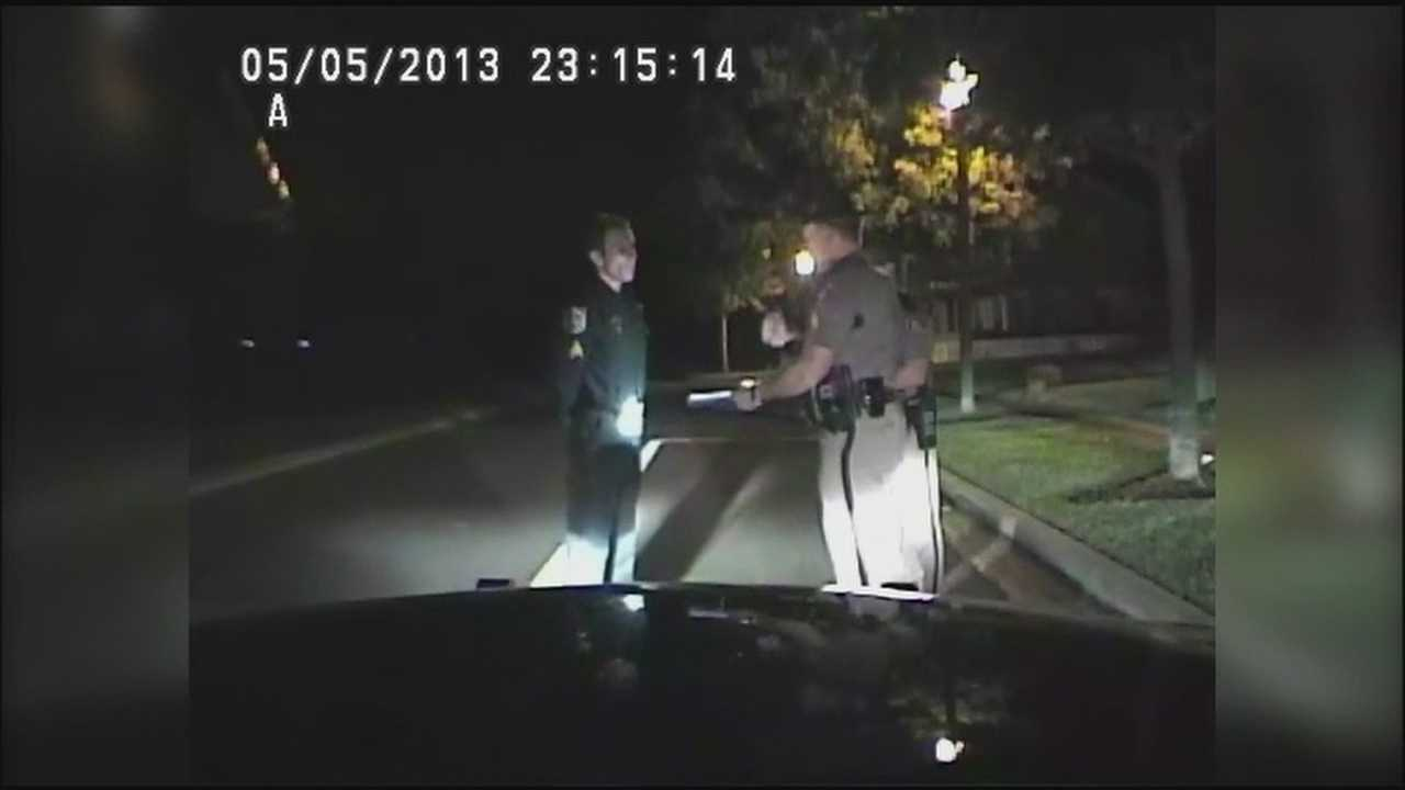 More information surfaces about the night an Orange County Sheriff's Office deputy was arrested and accused of driving drunk.