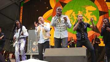 """Earth, Wind & Fire: The """"Boogie Wonderland"""" hit-makers are taking the stage for Universal Orlando's Summer Concert Series this weekend. The concerts are included in park admission."""
