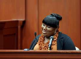 "1. Rachel Jeantel changes her behavior during testimonyTrayvon Martin's friend Rachel Jeantel was at times a somewhat hostile witness Wednesday, but that changed for the most part Thursday. Jeantel answered most of defense attorney Don West's questions with ""yes, sir,"" and ""no, sir."" But there were moments when she showed frustration, such as when West suggested that Martin planned to assault Zimmerman but didn't want to tell her about it. ""That's really retarded, sir,"" she said."