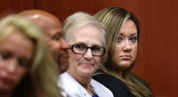 """4. Shellie Zimmerman 'nearly hysterical' after shootingOsterman said Zimmerman's wife, Shellie, called him after the shooting and was """"nearly hysterical."""" They went to the police station where they picked up a """"stunned"""" Zimmerman."""