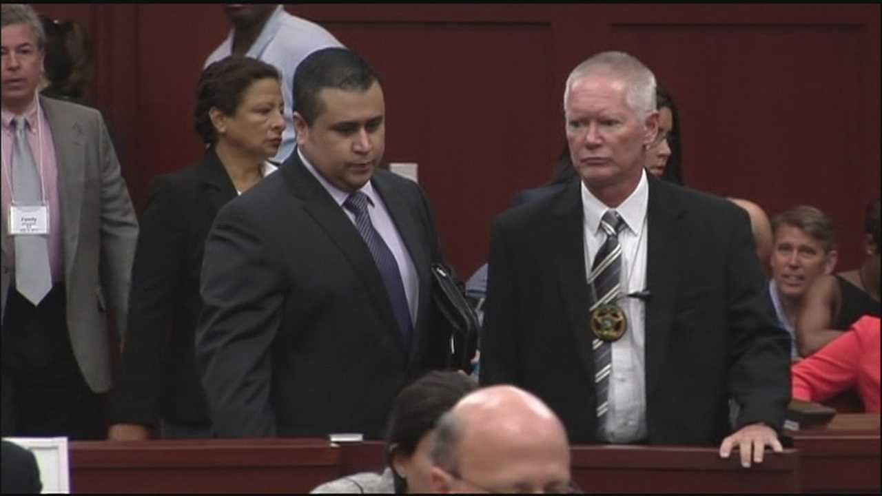 George Zimmerman's defense begins in earnest Monday after briefly calling two witnesses Friday.