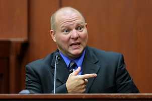 "4. Zimmerman's friend says they talked about gun safetyZimmerman's best friend, Mark Osterman, said he helped Zimmerman choose the gun that was used to shoot Trayvon Martin. Osterman said he told Zimmerman not to get a gun with an external safety in case he was in a ""tussle with someone and need to utilize a firearm."""