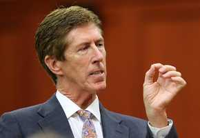 O'Mara: Martin had 4 minutes to go homeO'Mara told jurors that Martin had ample time to avoid any confrontation that night. He sat silent for four minutes, demonstrating to the jury how long Martin had to go home.