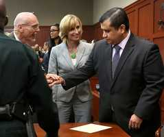 George Zimmerman found not guiltyA six-woman jury found George Zimmerman not guilty of second-degree murder and manslaughter on Saturday, July 13, 2013. He is now a free man.