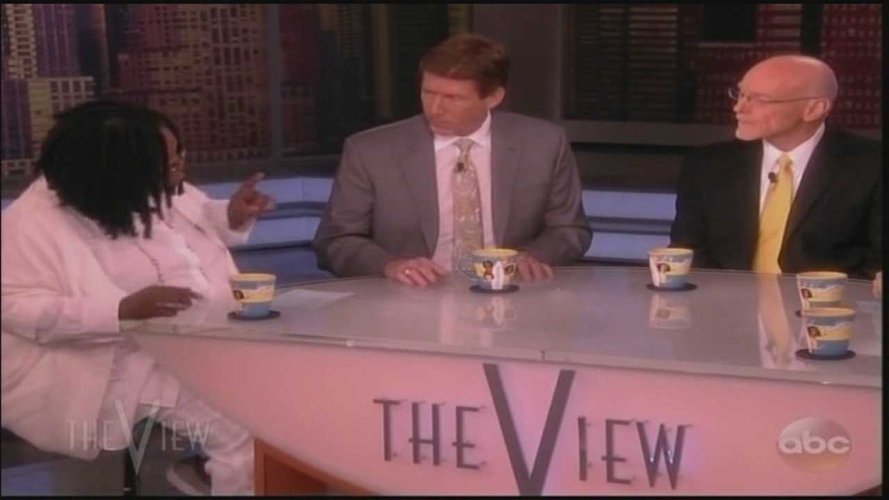 The defense attorneys for George Zimmerman appeared on The View on Monday to discuss the trial and the verdict in State Vs. Zimmerman.