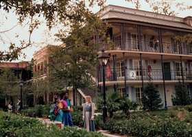1. Disney's Port Orleans Resort